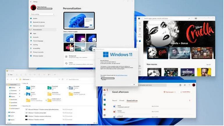 Primeras impresiones de Windows 11 (ahora sí, la versión oficial)