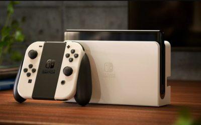 La nueva Nintendo Switch OLED llegará en octubre